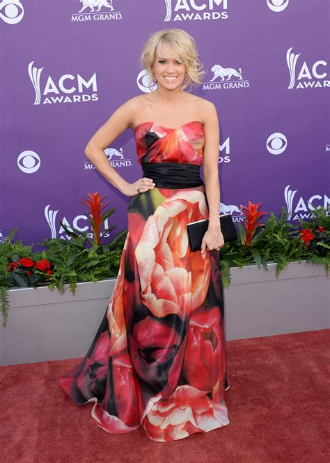 Dress Shania Koreanstyle Berkualitas shania s acm awards dress was strapless and backless photos huffpost