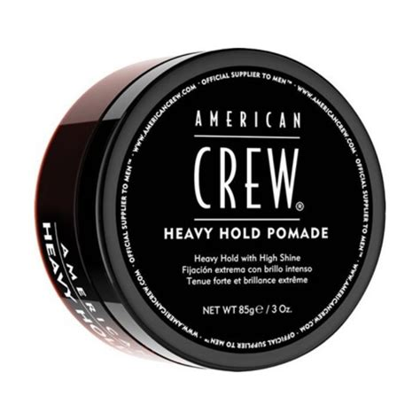 Pomade Murray Heavy Hold american crew heavy hold pomade 85 g 7 95 luxplus