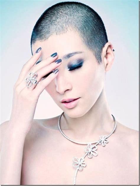 taiwan celebrity hairstylist pace wu alternative fashion short hair photo taiwan