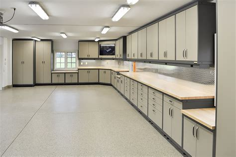 GL Custom Steel Cabinets   Garage Cabinet System