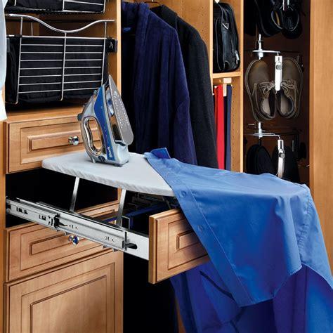 Rev A Shelf Ironing Board by Rev A Shelf Closet Fold Out Ironing Board Cib 16cr