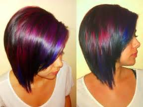 funky colors funky hair color ideas hairstyle 2013
