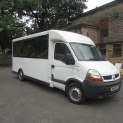 Renault Minibus Renault Master Kfs 15 Seater Minibus 163 3 100 00 Picclick Uk