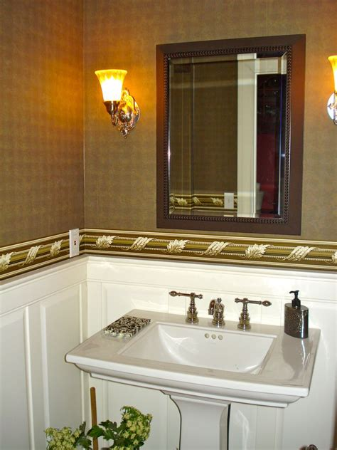 Half Bathroom Decorating Ideas Pictures by Interior Design Gallery Half Bathroom Decorating Ideas