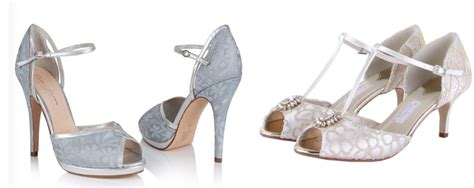 Coloured Wedding Shoes by On Trend Coloured Bridal Shoes Getting Married In
