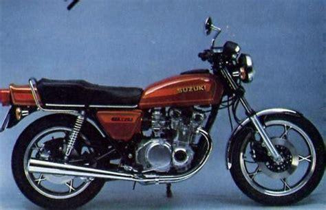 1979 Suzuki Gs550 Review Suzuki Gs 550e Specs 1978 1979 1980 1981 Autoevolution