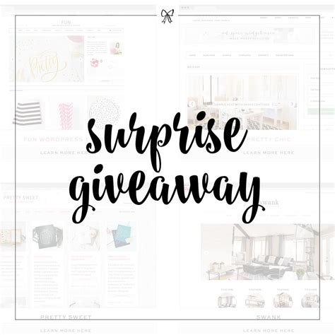 Free Instagram Account Giveaway - surprise giveaway on instagram