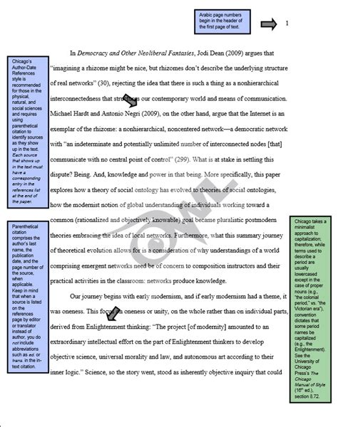 chicago research paper format citing mass communication research guide libguides at