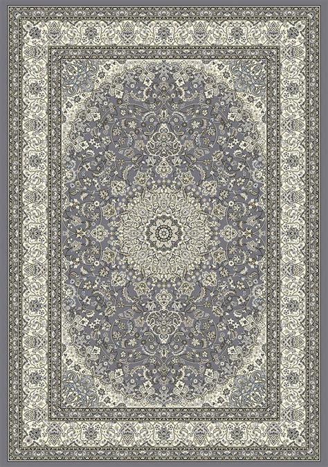 ancient garden 57119 5666 grey cream area rug by dynamic rugs
