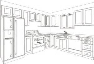 Kitchen Drawings Plan Your Kitchen With Drawings From Canadiana Kitchens