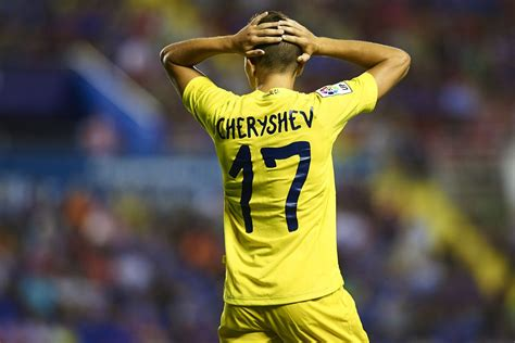 denis cheryshev denis cheryshev will not be able to feature against real