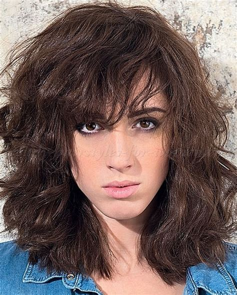 wavy hairstyles for medium length hair hairstyle for shoulder length wavy hairstyles mid length wavy
