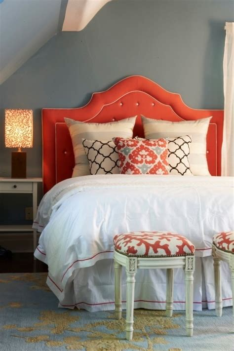 coral bedroom color schemes coral blue 8 gorgeous bedroom color schemes