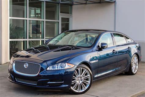 certified pre owned 2013 jaguar xj xjl portfolio 4dr car
