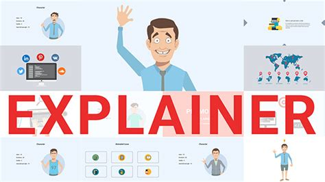Explainer Video Toolkit By Coolstep Videohive Explainer Template