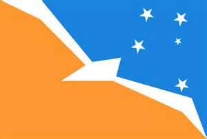 File:Bandera de la Provincia de Tierra del Fuego.svg ... Sea