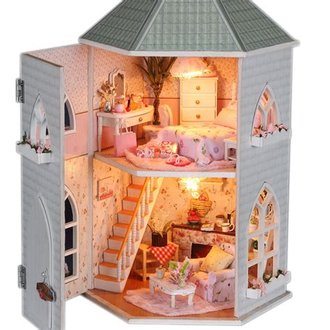 aliexpress buy doll house miniature handmade diy