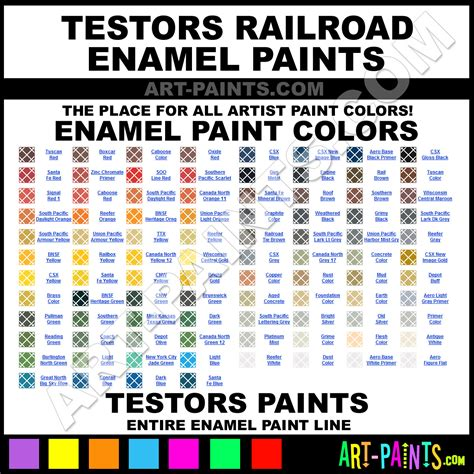 testors railroad enamel paint colors testors railroad paint colors railroad color railroad