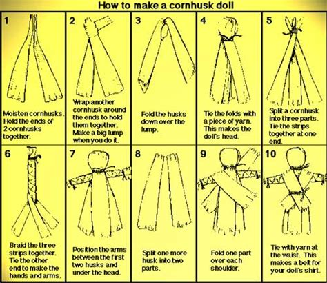 purpose of corn husk dolls how to make a voodoo doll haunted america tours