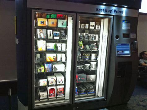 best vending machine best buy at vegas airport