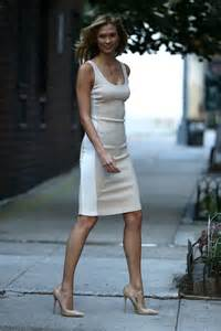 Karlie Kloss in Tight Dress  02   GotCeleb
