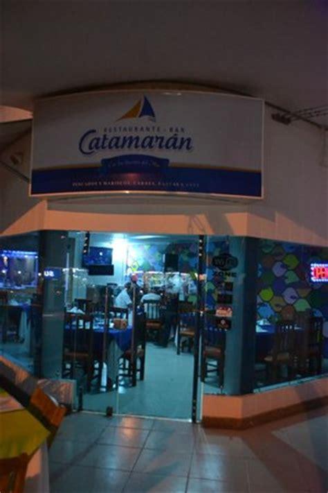 catamaran hotel bar restaurante bar katamaran santa marta