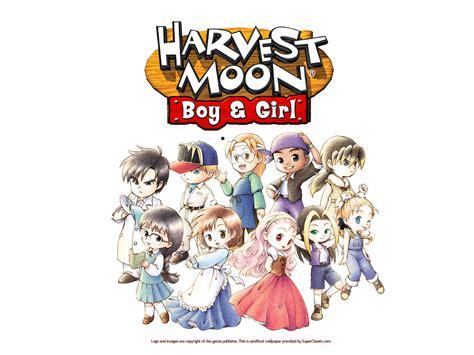 harvest moon wallpaper harvestmoon