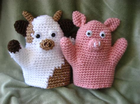 free knitting patterns finger puppets the puppets puppet crochet and inspiration