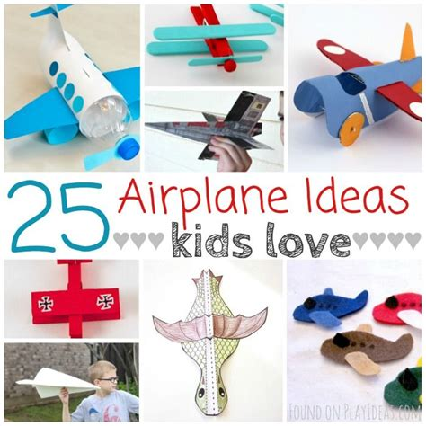 airplane craft projects 1000 ideas about airplane crafts on
