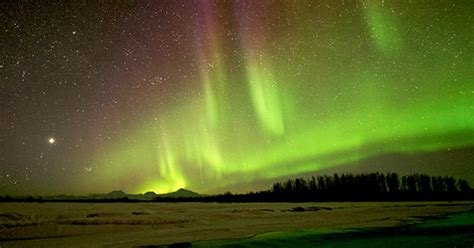 where are the northern lights visible northern lights borealis visible farther south this