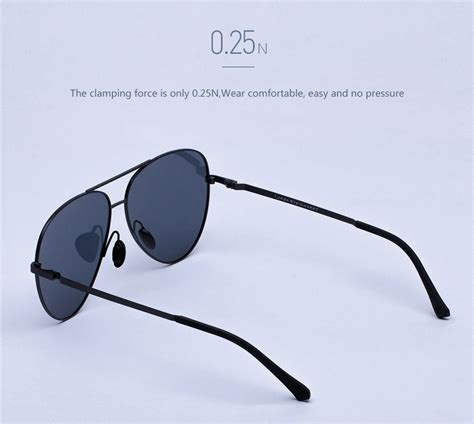 Original Xiaomi Ts Kacamata Aviator Polarized Turok Steinhardt xiaomi mijia ts polarized sunglasses