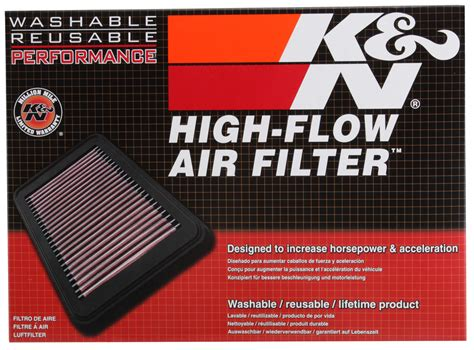 k n 33 2438 replacement air filter replacement filters