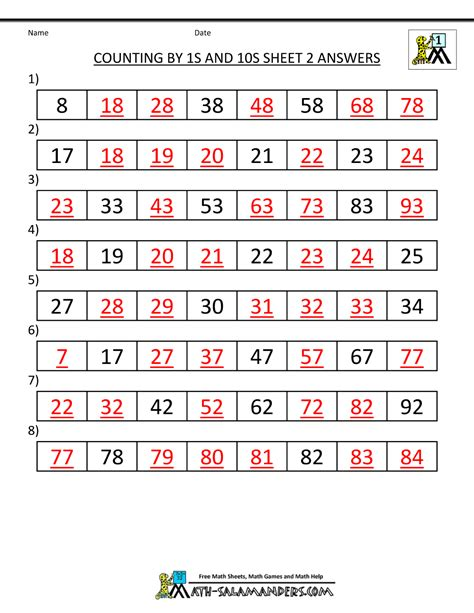 printable math worksheets counting to 100 free printable math worksheets counting to 100 free