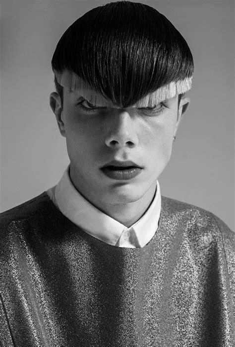 avant garde haircuts for men w thin hair vanguard haircut editorials haircut editorial