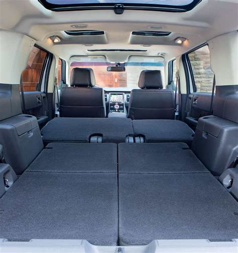 Ford Flex Interior Photos by 2017 Ford 174 Flex Crossover Suv 7 Passenger Seating Ford Ca