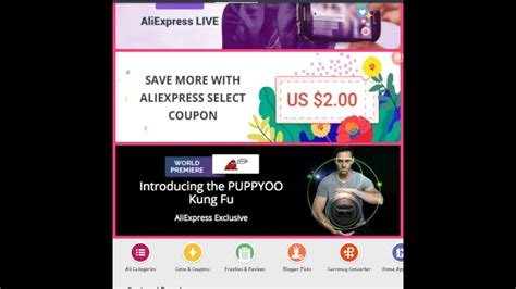 how to get free aliexpress coupons