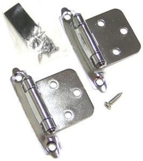 semi concealed cabinet hinge semi concealed cabinet hinge flush polished chrome self