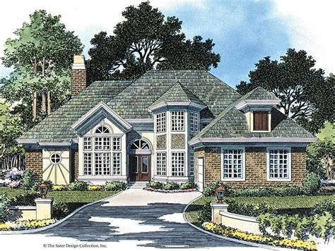 chateauesque house plans eplans chateau house plan entrance gives this plan a chateauesque appeal 2891 square