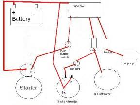 chevy 350 wiring diagram efcaviation