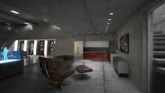 3d Floor Plan Creator Gallery For Gt Tony Stark House Garage