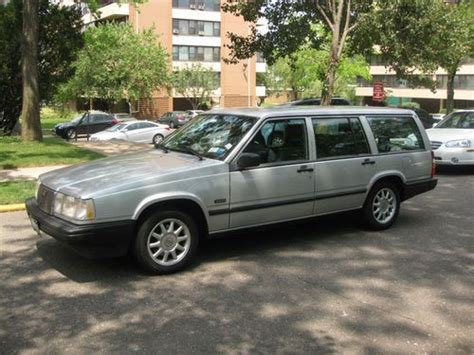 auto air conditioning service 1994 volvo 940 parental controls find used 1994 volvo station wagon 940 turbo 200k in whitestone new york united states for us