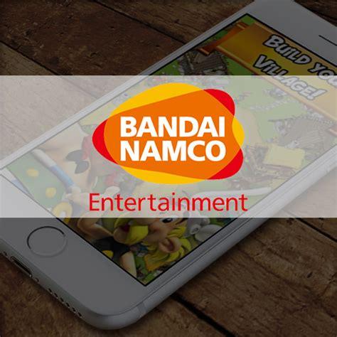 bandai namco mobile addict mobile gaming mobile marketing bandai namco