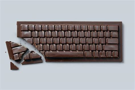 Links From Chocolate Keyboards To Espresso by Chocolate Memory Link Not Proven Beyond Babel