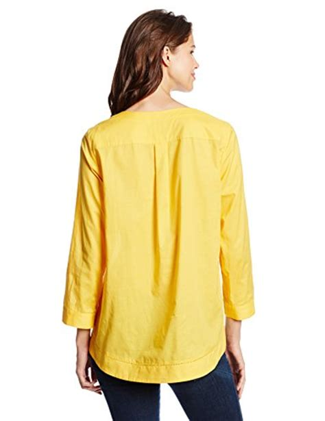 Supplier Casava Tunik By Adhieva aesthetic official klein women s tunic saffron small
