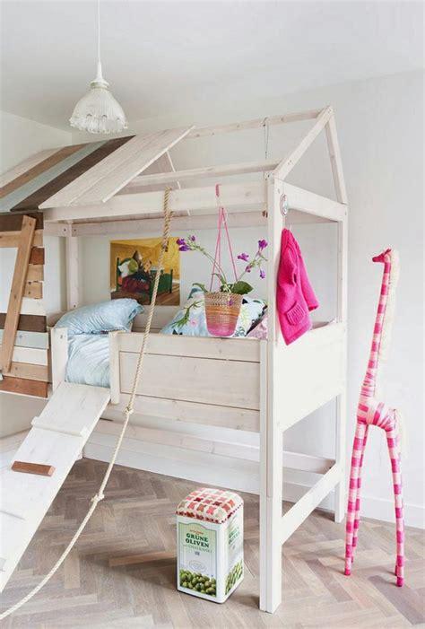chambre enfant cabane lit enfant cabane et solutions originales pour fille et gar 231 on