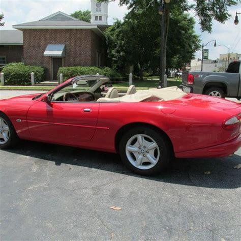 purchase used 1999 jaguar xk8 base convertible 2 door 4 0l