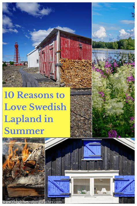 Top 10 Reasons To A This Summer by 10 Reasons To Swedish Lapland In Summer The