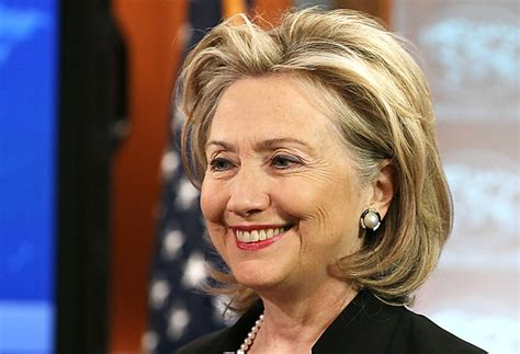hillary clinton hairstyle pictures hillary clinton s longer hairdo