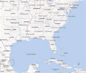 Map Of Gulf Coast States by Surph S Side Obama Gaffes Jacksonville Charleston And
