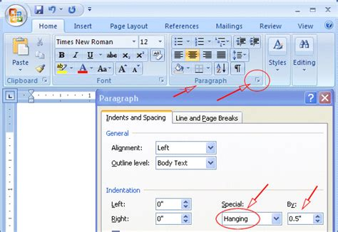 formatting papers to correct mla format using ms word youtube